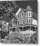 The Old Homestead Metal Print