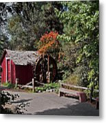 The Old Mill 1 Metal Print by Ernie Echols