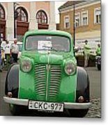 The Old Opel Metal Print by Odon Czintos