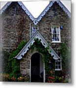 The Old Rectory At St. Juliot Metal Print