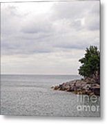 The Open Seas Metal Print
