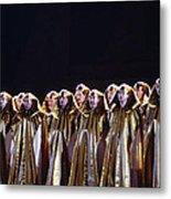 Verdi's Opera Aida Metal Print