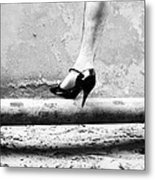 The Other Shoe 1 Metal Print