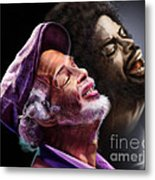 The Other Side-gil Scott Finally Going Home Metal Print