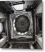 The Painted Hall Metal Print by Anna Villarreal Garbis