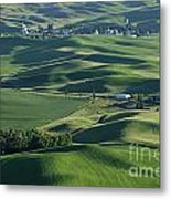 The Palouse 1 Metal Print