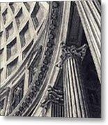 The Pantheon Metal Print