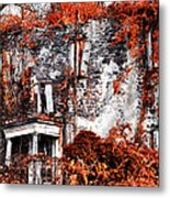 The Past Is The Past Metal Print