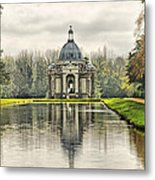 The Pavillion Metal Print by Chris Thaxter