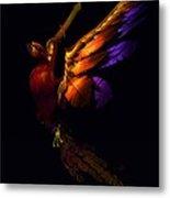 The Phoenix Rising... Metal Print