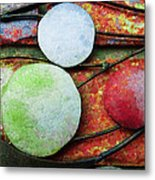 The Planets Metal Print