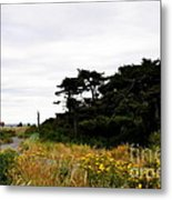 The Point Wilson Lighthouse Metal Print