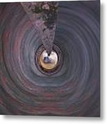 The Pole Metal Print