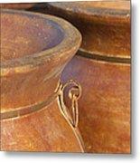 The Potters Wares Metal Print