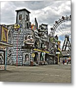 The Prater In Vienna Metal Print