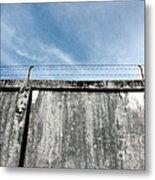 The Prison Walls Metal Print
