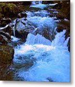 The Quintessential Falls Metal Print