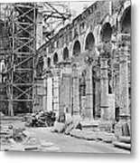 The Remains Of The Church Of St Metal Print