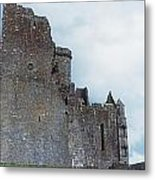 The Rock Of Cashel, Co Tipperary Metal Print