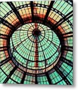 The Roof Metal Print