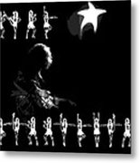 The Rory Rockettes Metal Print