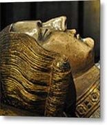 The Royal Tomb Of Count Gerard Van Gelder Iv Metal Print