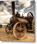The Rusty Mclaren  Metal Print