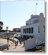 The Sala Burton Building . Maritime Museum . San Francisco California . 7d13993 Metal Print