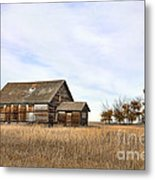 The Schoolhouse Metal Print