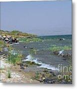 The Sea Of Galilee Metal Print by Eva Kaufman