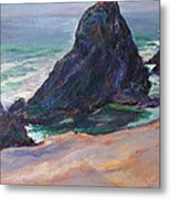 The Seal Rock March Metal Print