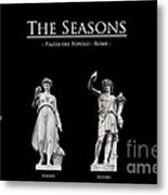 The Seasons Metal Print