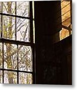 The Secret Room Metal Print