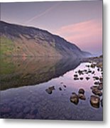 The Serenity Of Twilight Metal Print