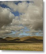 The Shadows Over My Heart Metal Print