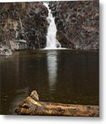 The Shallows Waterfall 2 Metal Print