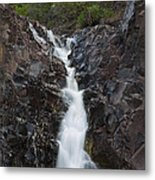 The Shallows Waterfall 5 Metal Print