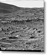 The Slopes Of Husband Hill Metal Print