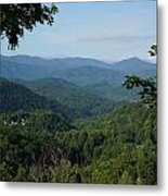 The Smoky Mountains Metal Print