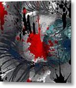 The Sour Sting  Metal Print