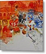 The Stanford Legacy  1 Of 3 Metal Print