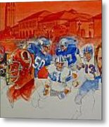 The Stanford Legacy  2 Of 3 Metal Print