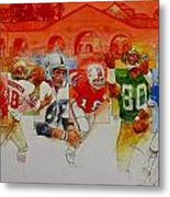 The Stanford Legacy  3 Of 3 Metal Print