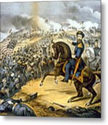 The Storming Of Fort Donelson, February Metal Print