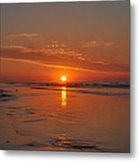 The Sun Also Rises Metal Print