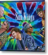 The Sun Kings Metal Print