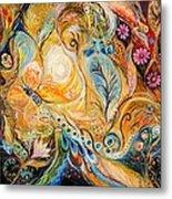 The Sunrise ... Visit Www.elenakotliarker.com Metal Print by Elena Kotliarker