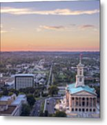 The Tennessee State Capitol Metal Print