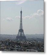 The Tower Eiffel Metal Print