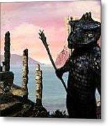 The Tower Guard Metal Print by Brian Warner